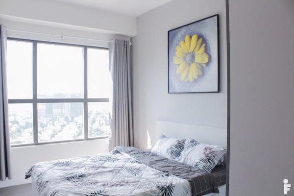 Thiết kế nội thất căn hộ the sun Avenue quận 2
