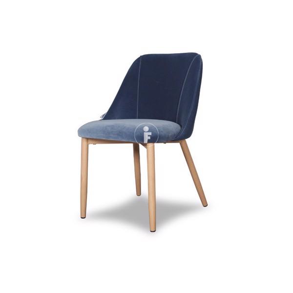 Ghế bọc vải Furnist